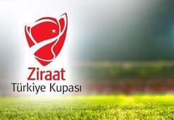 Ziraat Türkiye Kupasında çeyrek finalistler belli oldu