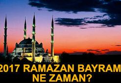 Ramazan Bayramı ne zaman - Bayram tatili kaç gün olacak