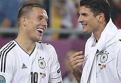 Almanya Futbol Milli Takımı kadrosu belli oldu Gomez, Podolski...