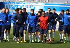Kasımpaşada Bursaspor maçı hazırlıkları