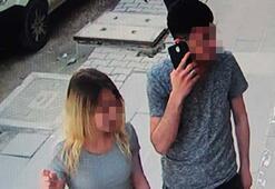 Polis gaspçı sevgililerikıskaca aldı