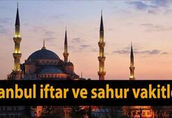 İstanbul için sahur vakitleri - (İstanbul 3 Haziran Ramazan imsakiyesi)