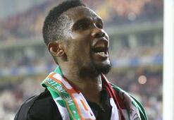 Etoo ve Sampdoria arasında alacak kavgası