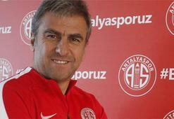 Hamza Hamzaoğlu: Hedefimiz ligi ilk 10...