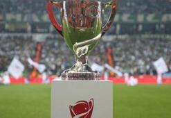 Ziraat Türkiye Kupasında kuralar yarın çekiliyor