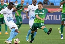 Trabzonspor - Bursaspor: 1-2