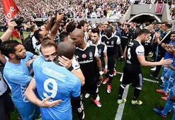 Osmanlıspor, şampiyon Beşiktaşı alkışladı