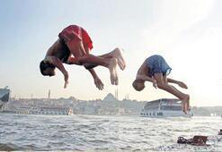 İstanbul  4.5 derece  daha ısınacak