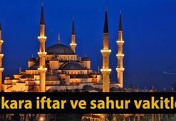 Ankarada iftar saat kaçta - İşte Ankara için iftar vakitleri 5 Haziran 2017
