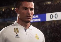 FIFA 18, Eylül 2017de Ronaldo ile geliyor