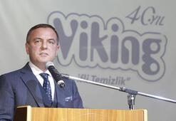 Viking Temizlik 40. yılını kutladı