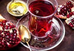 Çay ve nar cilt kanserini önleyebiliyor