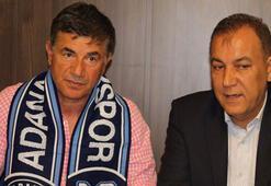 Adana Demirsporda Giray Bulakı açıkladı