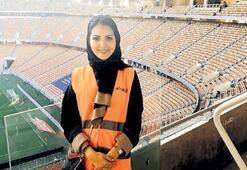 Suudi kadınlar için tarihe geçen adımdı