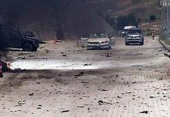 Kozluktaki saldırıda kullanılan aracın şoförü bu halde bulundu