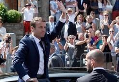 Fransada parlamento seçimlerinden ilk sonuçlar geldi
