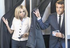 Macron'un  2. sandık zaferi