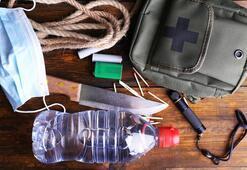 Deprem çantası nasıl hazırlanır
