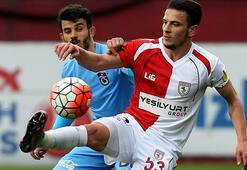 Trabzonspor-Samsunspor: 2-3
