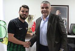 Eray Ataseven Akhisar Belediyesporda