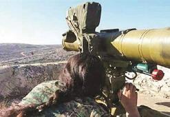 İşte ABDnin teröristlere verdiği o silahlar...
