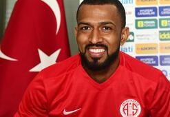 Maicon Antalyaspora imza attı İlk sözleri...