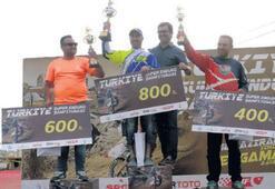Enduro şampiyonası Bergamada nefes kesti
