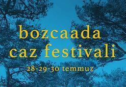 Bozcaada caz festivali başlıyor