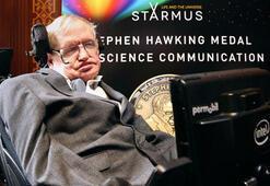 Hawking: İnsanoğlunun Dünyayı terk etmesi gerektiğine inanıyorum