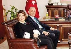 Vali Aktaş'ın eşi Seval Aktaş Milli Eğitim Müdür Yardımcılığı görevinden istifa etti