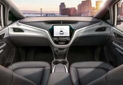 General Motors, 2019da direksiyonsuz ve pedalsız otonom araç satışa sunacak