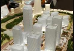Finans Merkezi 4,5 Milyar Liraya Mal Olacak