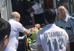 Haliç'te şoke eden olay Genç kızı vapurun kaptanı kurtardı
