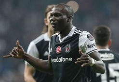 Aboubakardan Çebiye: Aklım sadece Beşiktaşta