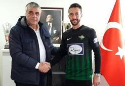 Bilal Kısa, Akhisar Belediyespora imzayı attı...
