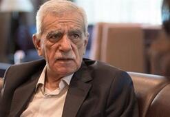 Ahmet Türk, eş başkan adayı olmayacağını açıkladı