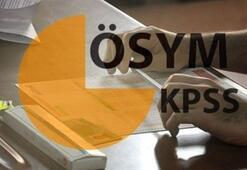 KPSS 2017/1 tercih başvuruları sona erdi Ücretlerin yatırılması için son gün...