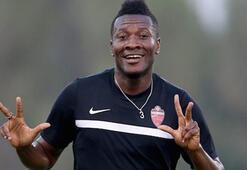 Kayserispor, Asamoah Gyanın transferini bitirdi