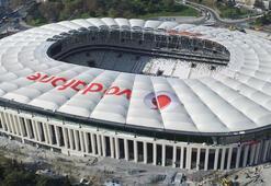 Beşiktaşın yeni stadı Vodafone  Arenanın yarın protokol açılışı yapılacak