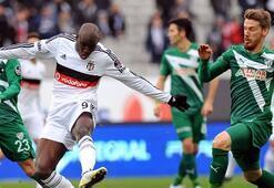 Beşiktaş ile Bursaspor 94. randevuda