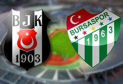 Beşiktaş Bursaspor maç sonucu: 3-2