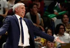 Fenerbahçe Başantrenörü Zeljko Obradovic 15. kez Dörtlü Final için sahada