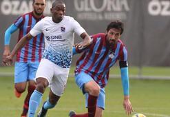 Trabzonspor pilotla yenişemedi