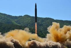 Son dakika... ABD Kuzey Koreyi uyardı Gerekirse askeri güç kullanacağız...