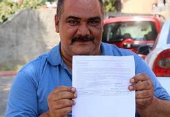 Terör mağduru engelli gaziye, gitmediği otoyoldan HGS cezası geldi