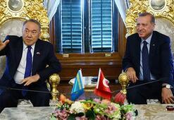 Erdoğan and Nazarbayev announces joint declaration