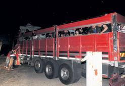Çanakkale'de 226 kaçak yakalandı