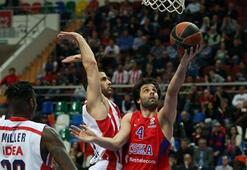 THY Avrupa Ligi Play-off ilk maçlarının MVPsi Teodosic oldu