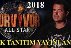 Survivor 2018 yarışmacıları kimler Survivor 2018in ilk tanıtımı heyecanlandırdı