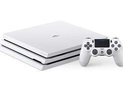 PlayStation 4 Pronun beyaz renk seçeneği ortaya çıktı